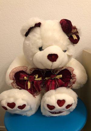 """Teddy bear (20"""" height) for Sale in Tempe, AZ"""