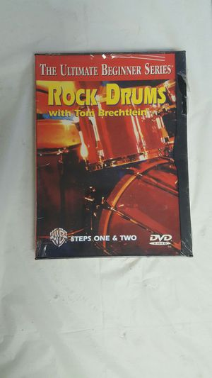 Beginner Drums DVD set for Sale in Chicago, IL