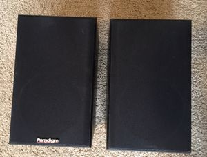 Paradigm Atom High End Stereo Speakers for Sale in Portland, OR