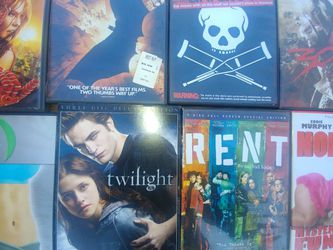 Assortment Of 8 Dvds for Sale in Citrus Heights,  CA