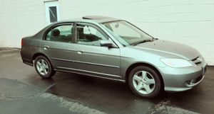Super Clean:'*2OO5 Honda Civic for Sale in San Antonio, TX