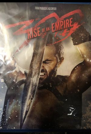 Blu ray-300 rise of an empire for Sale in Tamarac, FL