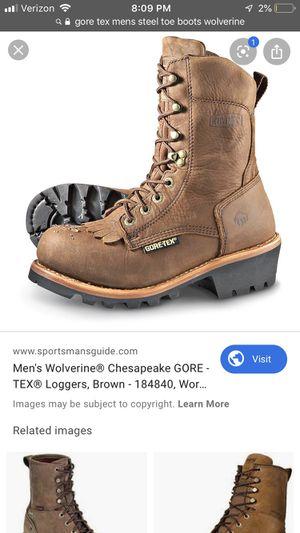 Gortex men's boots 10.5 new for Sale in Livermore, CA