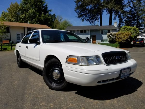 Ford Victoria police Interceptor