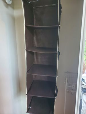 Hanging organizer (2) for Sale in Anchorage, AK