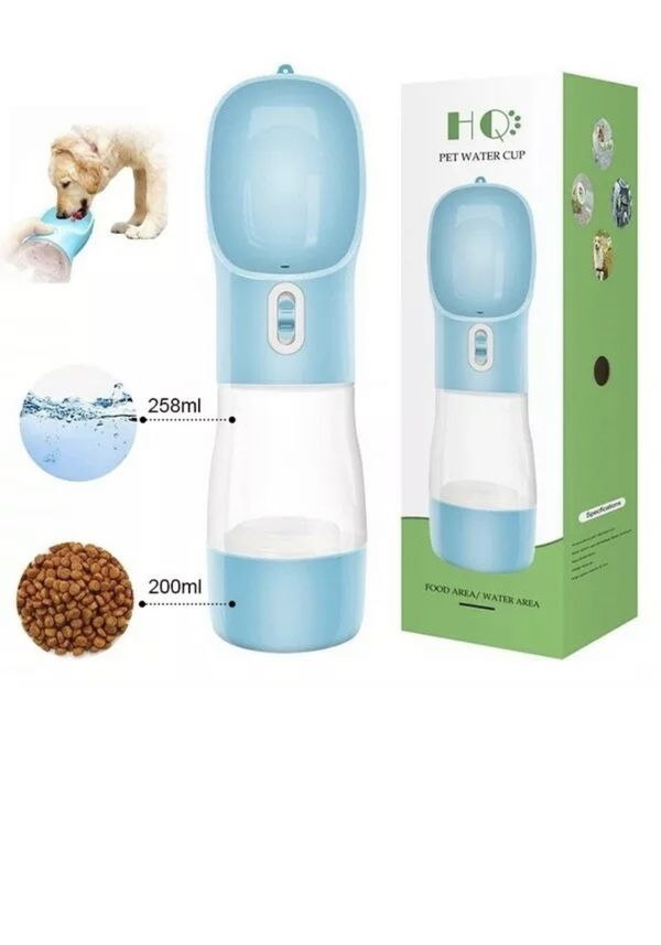 【EASY TO USE & LEAK-PROOF FUCTION】 ➊ One-key Open / Lock water, One-hand operation, open the lock key, press water key to fill water, release to stop