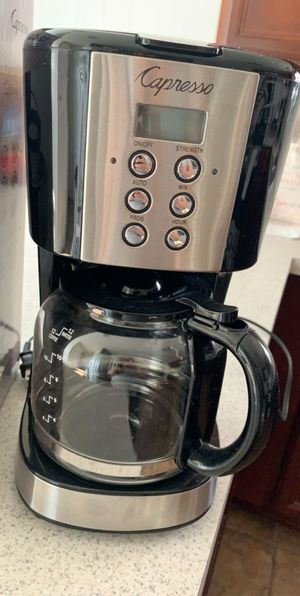 Copresso coffee maker for Sale in La Vergne, TN