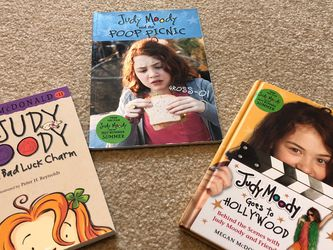 Judy Moody Set Of 3 Books for Sale in Smyrna,  TN