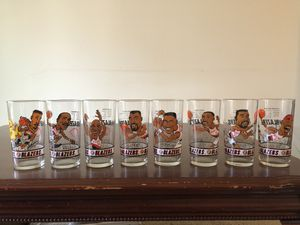 Vintage Trail Blazers collectible pint glasses '93-'94 for Sale in Monmouth, OR