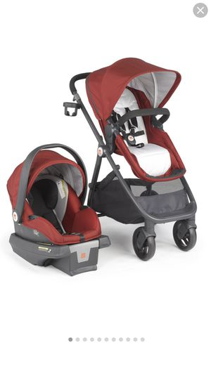Gb lyfe stroller and carseat for Sale in Pomona, CA