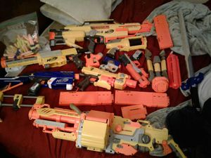 Lots of Nerf Guns and accessories for Sale in Austin, TX