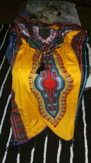 Dress with fringes for Sale in Taylor, MI