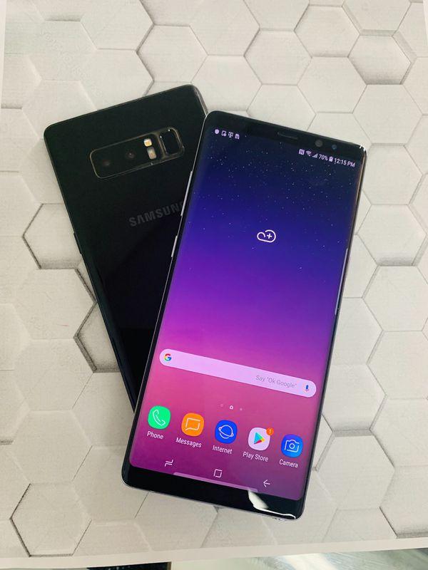 Samsung galaxy Note8 64gb with