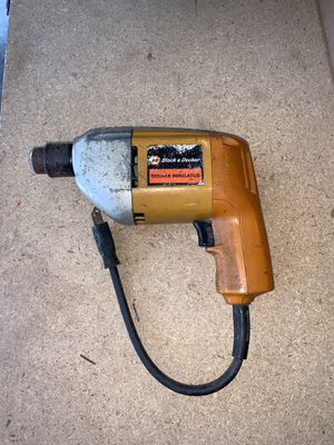 Black & Decker Electic Drill/Driver for Sale in Freehold, NJ