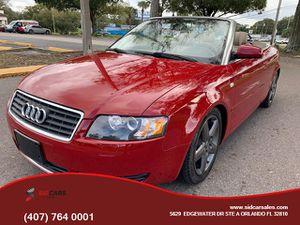 2004 Audi A4 for Sale in Orlando, FL