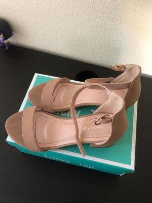 Girl heels size 1 for Sale in Compton, CA
