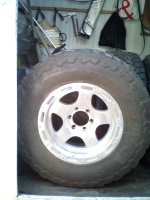 6 by 5 on 5 wheels for Sale in Arroyo Grande, CA