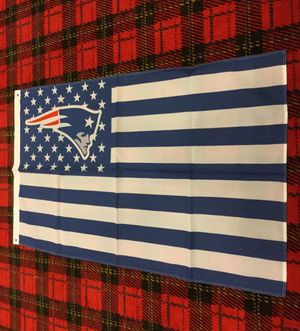 NEW New England Patriots Flag for Sale in Celina, OH