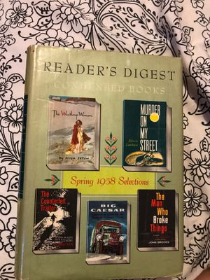 Reader's digest condensed books for Sale in Toledo, OH