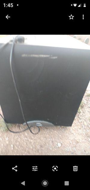 Klipsch, Power subwoofer for Sale in Apache Junction, AZ