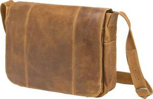 New LEATHER Laptop Messenger Bag - Save $ for Sale in Portland, OR