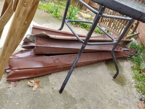 Aluminum guttering for Sale in Columbus, OH