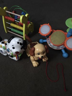 Kid toy bundle for Sale in San Antonio, TX