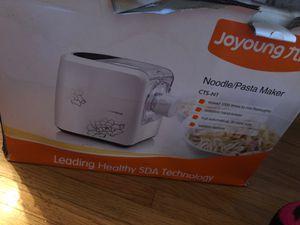 Joyoung noodle/pasta maker for Sale in East Palo Alto, CA