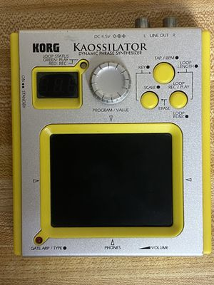 Korg Kaossilator for Sale in Chicago, IL