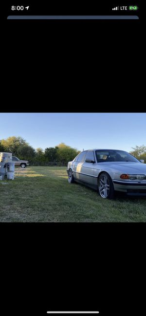 2000 bmw 740i M sport for Sale in Laveen Village, AZ