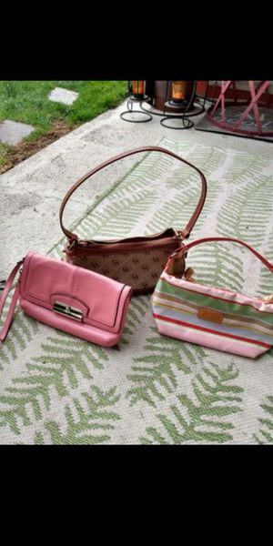 Authentic Coach and Dooney Burke purses for Sale in Mountlake Terrace, WA