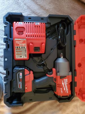 Milwaukee 1/2 Impact Wrench for Sale in High Ridge, MO