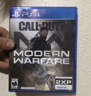 Call of Duty Modern Warfare for Sale in Garland, TX