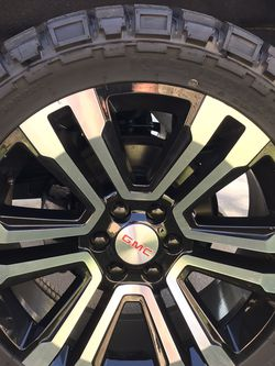 """Brand New OEM Factory 22"""" GMC Wheels On 33"""" for Sale in Winter Park,  FL"""