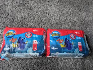 Huggies Little Swimmers for Sale in Sumner, WA