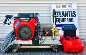 3000 PSI 24HP Honda w/ 8 GPM AR Pump Pressure Washer Ultimate Setup for Sale in West Palm Beach, FL