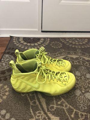 "Nike Foamposite Pro ""Volt"" for Sale in Ashburn, VA"