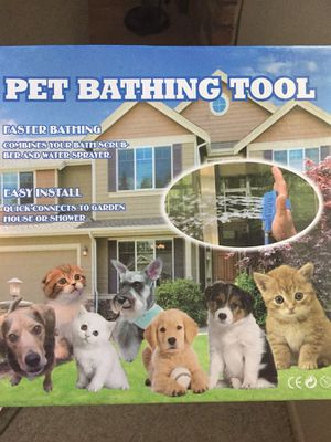 Dog washer tool for Sale in Scottsdale, AZ