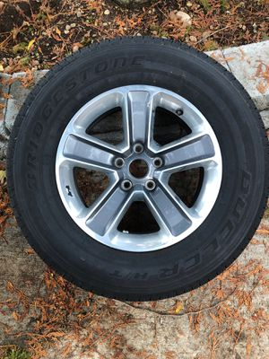 Jeep Wrangler wheels and tires for Sale in Shelton, WA