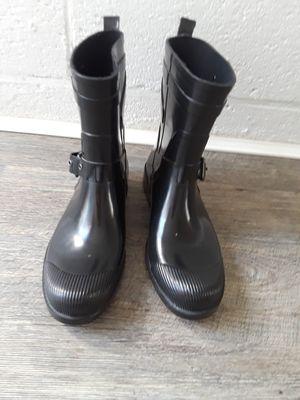 Coach rain boots for Sale in Providence, RI