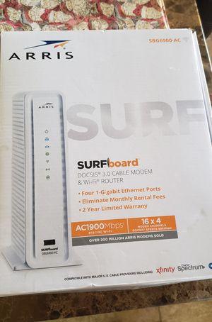 Arris SBG6900-AC Surfboard Modem Router for Sale in Chandler, AZ