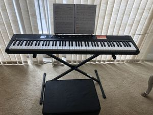 Brand new keyboard piano (william III legato) for Sale in Washington, DC