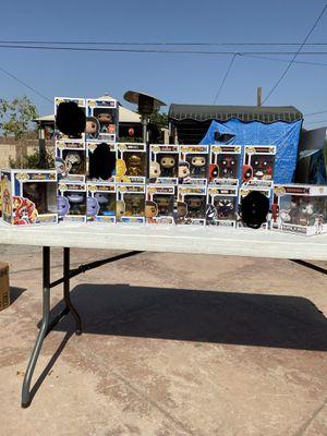 Marvel funko pop lot for Sale in Pico Rivera, CA