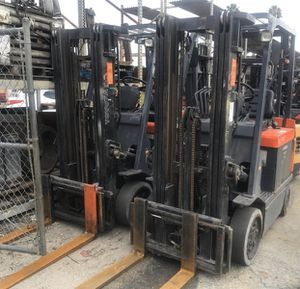 Toyota Forklift for Sale in East Los Angeles, CA