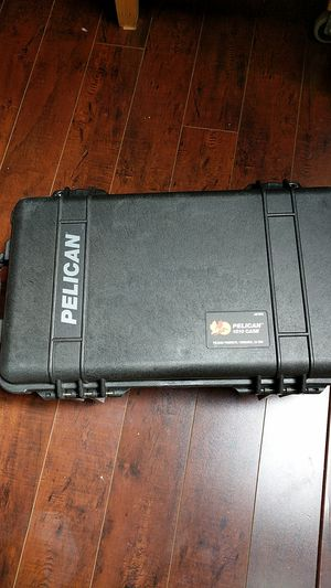 Near perfect condition Pelican 1510 Case for Sale in West Hollywood, CA