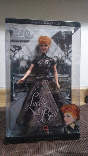 Lucille ball collector barbie for Sale in Las Vegas, NV