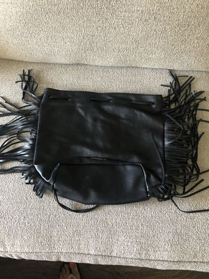 FRINGE BACK PACK PURSE for Sale in Las Vegas, NV