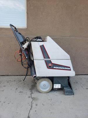Industrial aquaclean floor buffer Shiner polisher for Sale in Boise, ID
