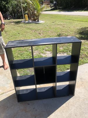 Wall shelves Cube Organizer for Sale in Port St. Lucie, FL