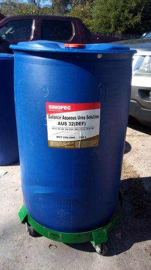 Barrell of def for Sale in Channelview, TX